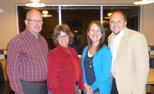 Pastor and Mrs. Reilly. Beacon Baptist Church, Taylor, MI.