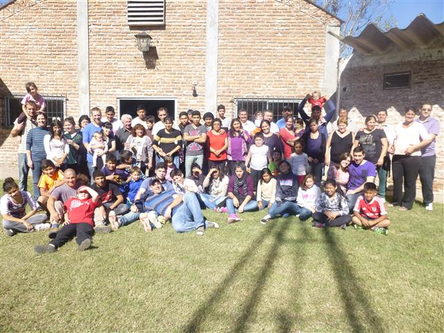 Easter Retreat in Argentina